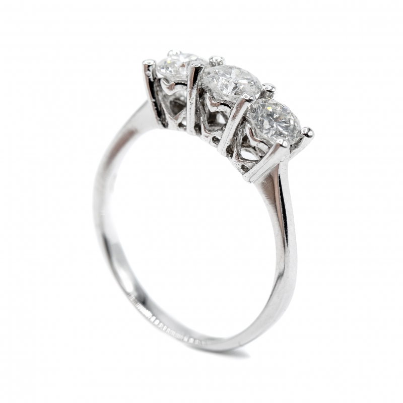 Trilogy  1.00 Ct  H I1 img - 3