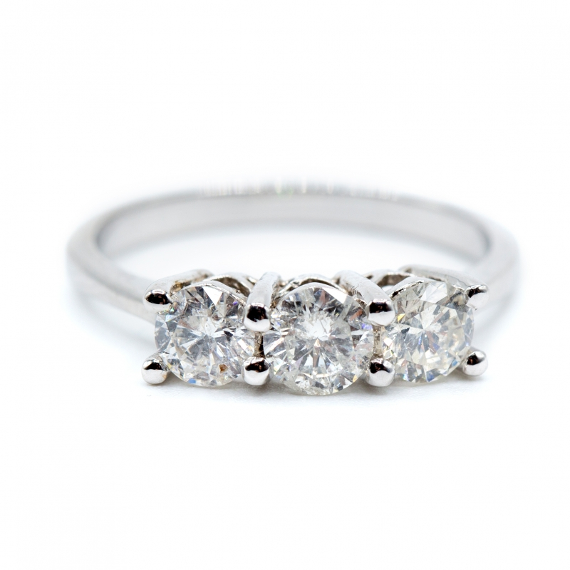 Trilogy  1.00 Ct  H I1 img - 2