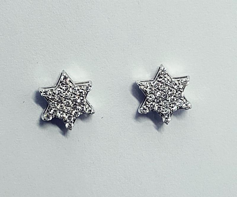 Orecchini con diamanti  img - 6